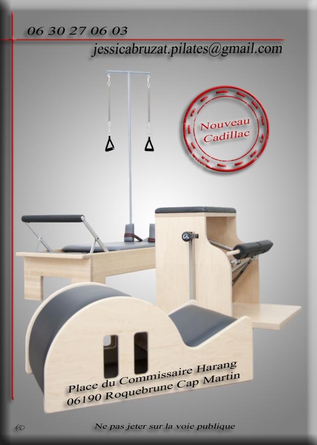 Pilates-Machines